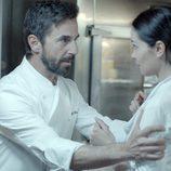 Santi Millán y Dafne Fernández, protagonistas de 'Chiringuito de Pepe'