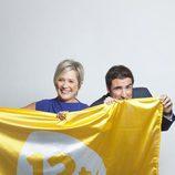 Inés Ballester y Ricardo Altable forman parte del equipo de 13tv