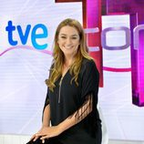 Toñi Moreno presenta 'T con T', el nuevo magacín de La 1