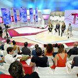 Presentación de 'T con T', el nuevo magacín de Toñi Moreno