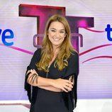 Toñi Moreno en la presentación de 'T con T