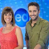 Roberto Leal y Sandra Daviú en 'España Directo'