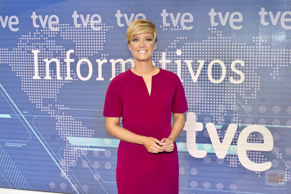 María Casado seguirá al frente de 'Los desayunos de TVE'