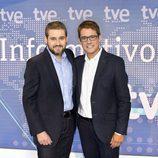 Arseni Cañada y Marc Martín innovarán en los deportes del fin de semana en TVE