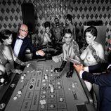 Santiago Segura y Torito se atreven a jugar a la ruleta en el casino