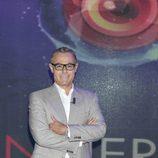 Jordi González posa en la presentación de 'Gran hermano 15'