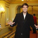 El presentador Javier Estrada en los Ondas 2012