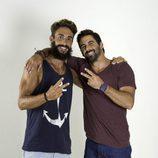 Juan Manuel y Jonathan, concursantes de 'Gran Hermano 15'