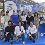Presentación de 'Anclados' en Valencia