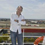 Daniel Albaladejo presenta 'Anclados' en un crucero
