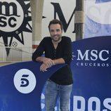 Daniel Guzmán en 'Anclados'