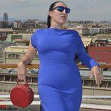 Rossy de Palma presenta 'Anclados' en un crucero