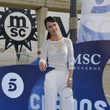 Sara Vega en 'Anclados'