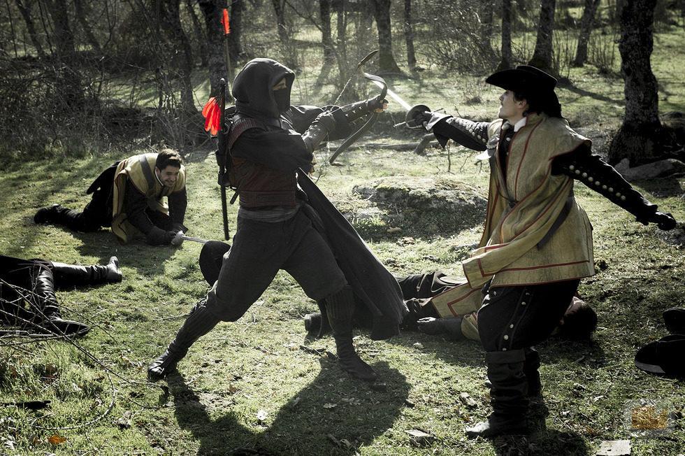 Gonzalo (David Janer) lucha por salvar la vida de su hijo
