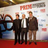 Pedro Casablanc, Francesc Orella y Javivi