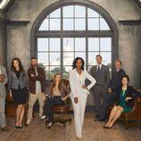 Reparto de la segunda temporada de 'Scandal'