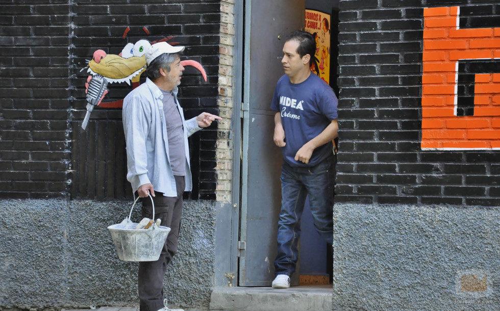 Carlos Iglesias y El Langui