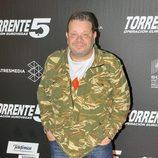 """Alberto Chicote en el estreno de """"Torrente 5: Operación Eurovegas"""""""
