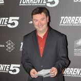 "Leonardo Dantés en la première de ""Torrente 5"""