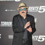"""Carlos Areces en la première de """"Torrente 5"""""""
