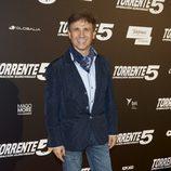 """José Mota en el estreno de """"Torrente 5"""" en Madrid"""