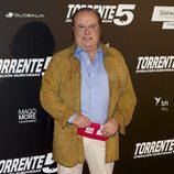 """Arévalo en la première de """"Torrente 5: Operación Eurovegas"""""""