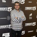 "Florentino Fernández en la première de ""Torrente 5"""