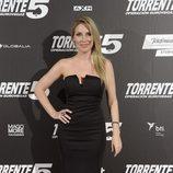 """Roser en el estreno de """"Torrente 5"""""""