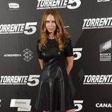 "Yvonne Scio en la première de ""Torrente 5"" en Madrid"
