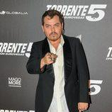 """Jimmy Barnatán en el estreno de """"Torrente 5"""""""