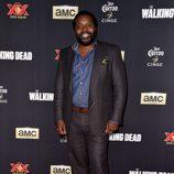 Chad L. Coleman en la première de la 5º temporada de 'The Walking Dead'