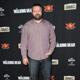 Robert Kirkman en el estreno de la 5º temporada de 'The Walking Dead'