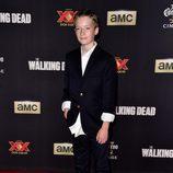 Tayden Marks en la première de la nueva temporada de 'The Walking Dead'