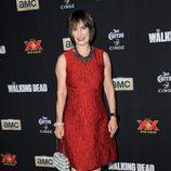 Gale Anne Hurd en la presentación de 'The Walking Dead'