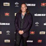Greg Nicotero en el estreno de la 5º temporada de 'The Walking Dead'