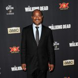 Seth Gilliam en la première de la nueva temporada de 'The Walking Dead'