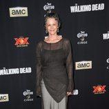 Melissa McBride en el estreno de la nueva temporada de 'The Walking Dead'