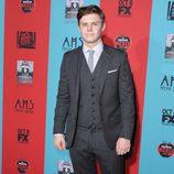 Evan Peters en la première de la nueva temporada de 'American Horror Story'