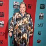 Kathy Bates en la première de 'American Horror Story: Freak Show'
