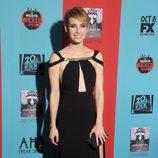 Emma Roberts en el estreno de 'American Horror Story: Freak Show'
