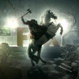 'Sleepy Hollow' en el evento Fox de Realidad Aumentada en Madrid