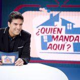 Javier Estrada presenta '¿Quién manda aquí?' en La 1
