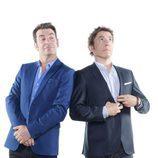 Manel Fuentes y Arturo Valls vuelven a formar tándem en 'Los viernes al show'