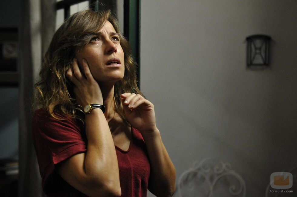 Marta Etura en 'El incidente'