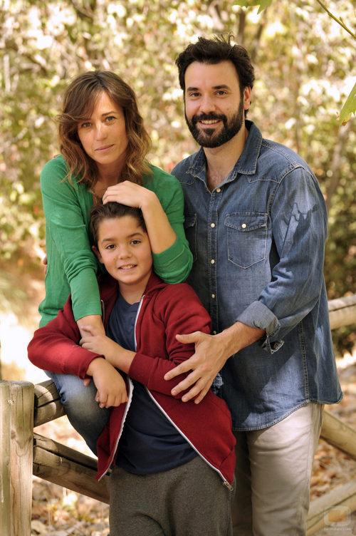 Marta Etura y Miquel Fernández en 'El incidente'
