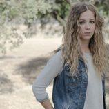 Georgina Amorós es Emilia Vega en 'Bajo Sospecha'