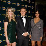 Anna Simon, Miki Nadal y Cristina Pedroche en los Neox Fan Awards 2014