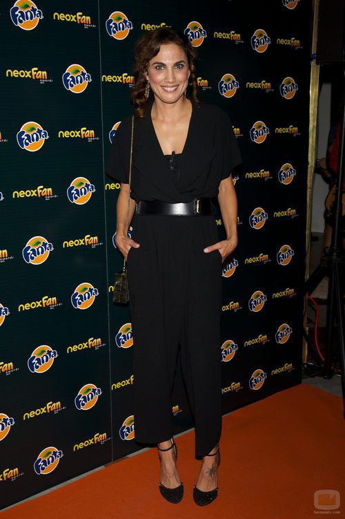 Toni Acosta en los Neox Fan Awards 2014