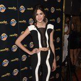 Sandra Martín en los Neox Fan Awards 2014