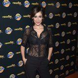 Ana Morgade en los Neox Fan Awards 2014
